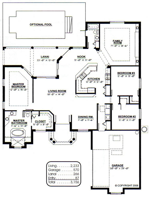 Extraordinary 50 award winning house plans inspiration of for Custom dream house floor plans